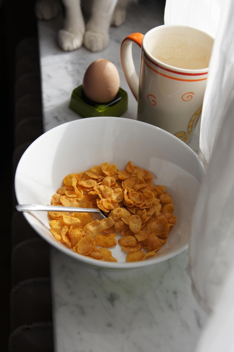 fresh, tatsty breakfast